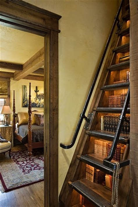 bookcase stairs for the home pinterest