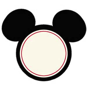 mickey mouse cupcakes free mickey mouse cupcake topper