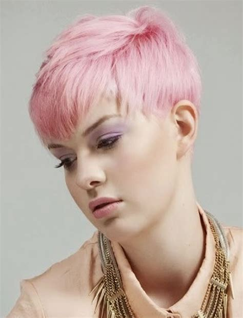 haircuts for colored pink hair 16 top pixie haircuts for girls latest hair ideas 2017
