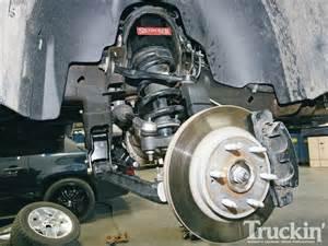 2011 chevy silverado 1500 fantastic four front suspension