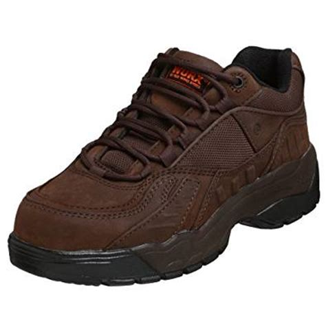 wing athletic shoes worx by wing shoes s steel toe