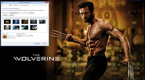 themes definition film the wolverine theme download