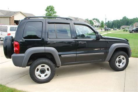 auto air conditioning service 2002 jeep liberty navigation system buy used 2002 jeep liberty sport 4x4 in milan michigan united states for us 4 200 00