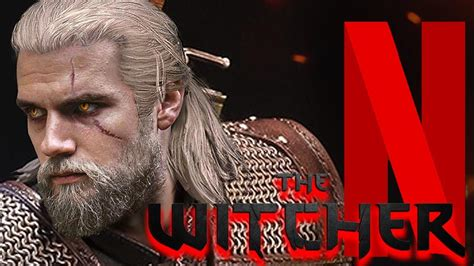 witcher netflix release date year announced geralts