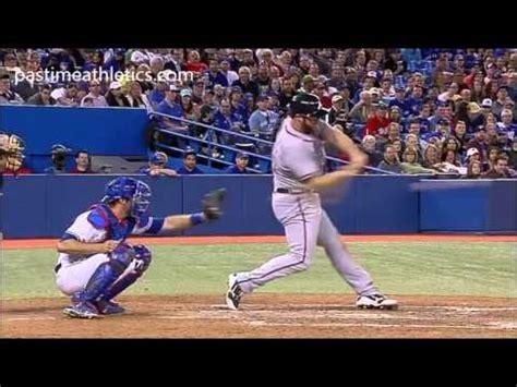 baseball swing slow motion evan gattis slow motion home run baseball swing hitting