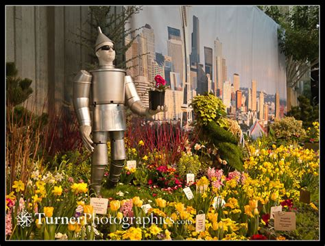 Seattle Flower Garden Show February 2013 Turner Photographics