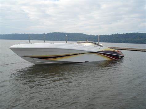 thunder in paradise boat for sale 2005 46ft black thunder sc 460 used for sale mercruiser