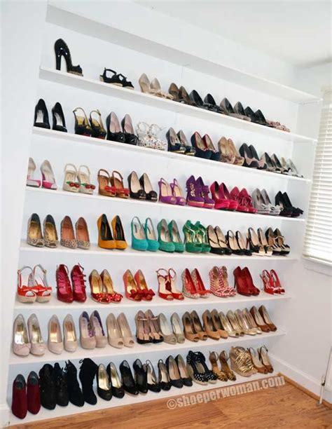 creative shoe storage solutions 82 best creative storage ideas images on for
