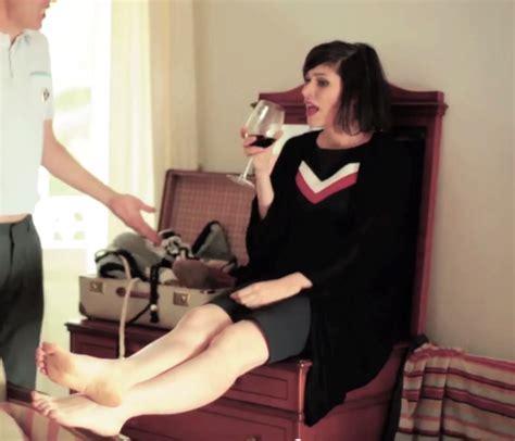 Kristen Bell by Nora Tschirner S Feet