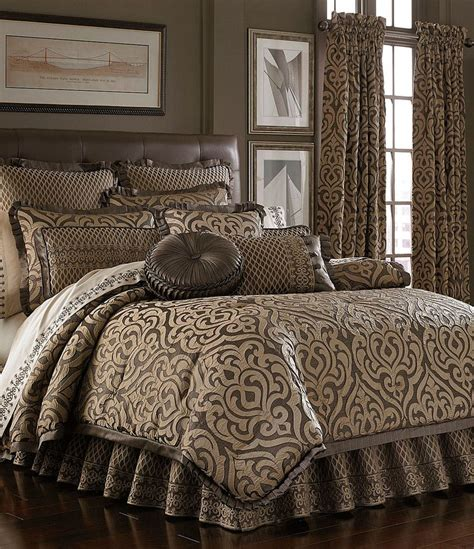 dillards bedroom sets j queen new york hermitage mink bedding collection