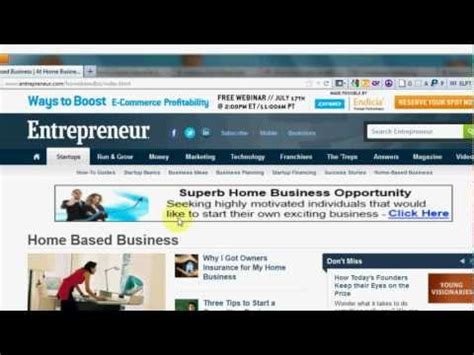 lead program home based business lead generation