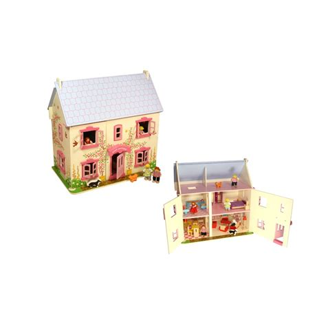 bigjigs dolls house bigjigs rose cottage dolls house bigjigs from learning space uk