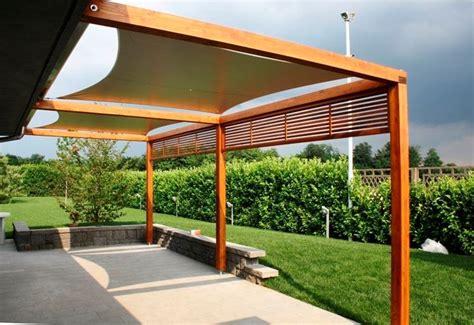 tettoie da giardino tettoie in legno pergole e tettoie da giardino