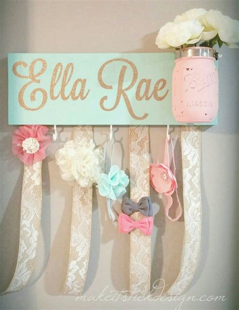 Name Decorations For Nursery 370 Best Images About Nursery Decorating Ideas On Pinterest