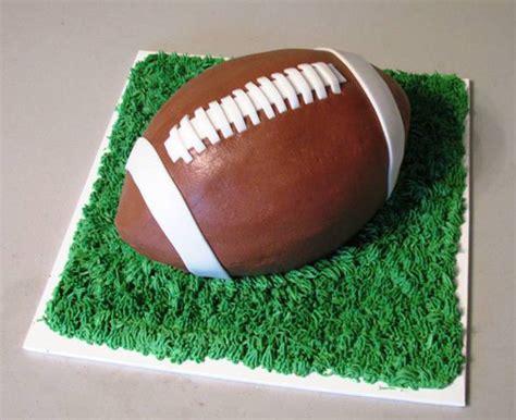 football cake cake ideas and designs