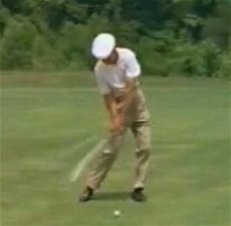 ben hogan swing sequence ben hogan lee comeaux and the right hand hit