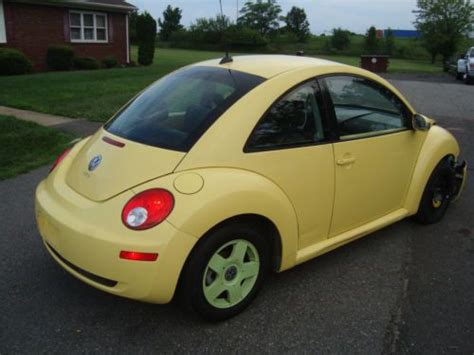 purchase  beetle auto salvage rebuildable repairable damaged project wrecked easy fixer
