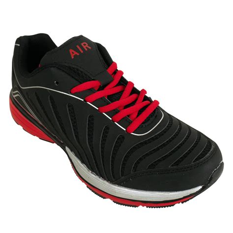 shock absorbing athletic shoes mens shock absorbing running shoe trainers