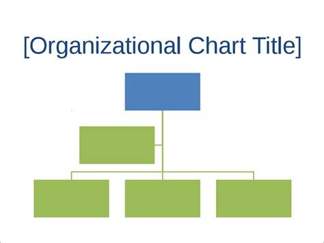 Small Business Organizational Structure Template Small Business Organizational Chart Template