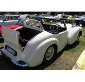 Triumph Roadster  Car Classics