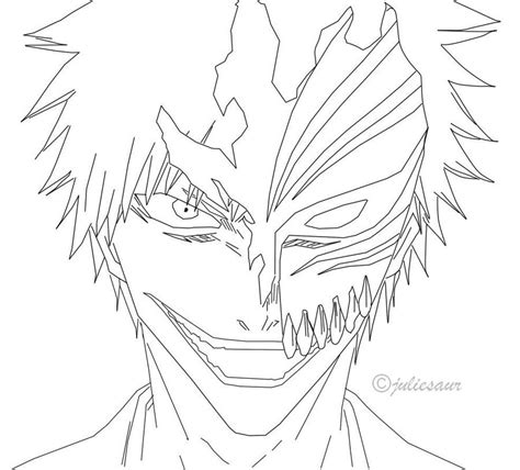 Ichigo Coloring Pages ichigo coloring pages coloring home