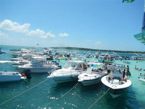 party boat fishing jupiter fl lets see some raft up sandbar parties page 17 the