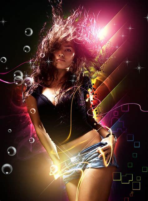 tutorial video dance 25 helpful tutorials for lighting effects in photoshop