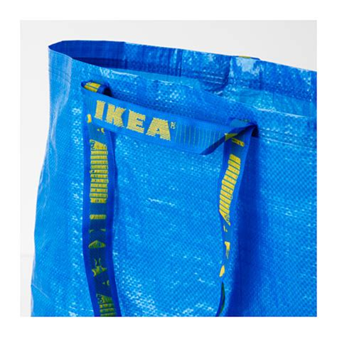 ikea frakta frakta carrier bag medium blue 36 l ikea
