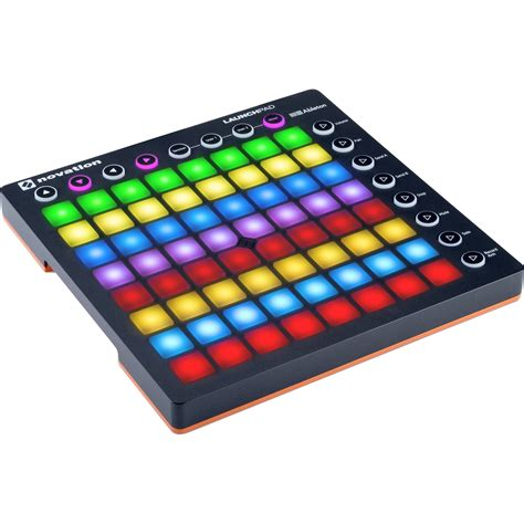 Novation Launchpad Mk2 2 novation launchpad ableton live controller mk2 launchpad s mk2