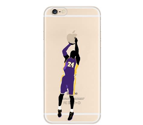 Design Your Own Home Screen by Quot Kobe Quot Clear Tpu Sports Phone Cases