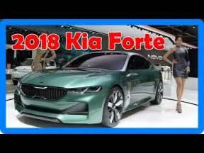 Hq Interior 2018 Kia Forte Redesign Interior And Exterior Youtube