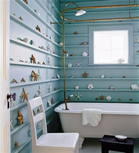seaside bathroom ideas ez decorating how bathroom designs the nautical decor