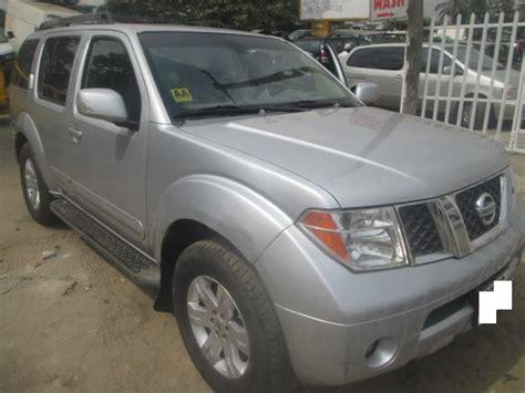 06 Nissan Pathfinder Clean 06 Nissan Pathfinder Registered Autos Nigeria