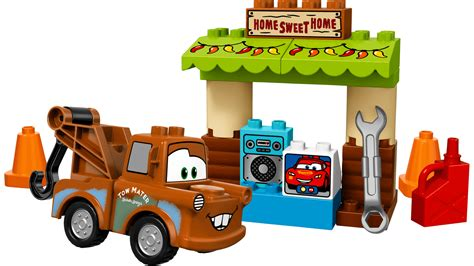 10856 Mater´s Shed   LEGO DUPLO Products and sets   LEGO