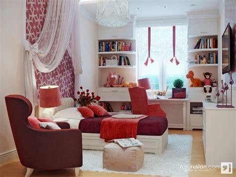 kids room wallpaper decorating ideas funny theme design 11 lindos dormitorios en color rojo