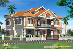 home design story videos double story luxury home design 3719 sq ft kerala