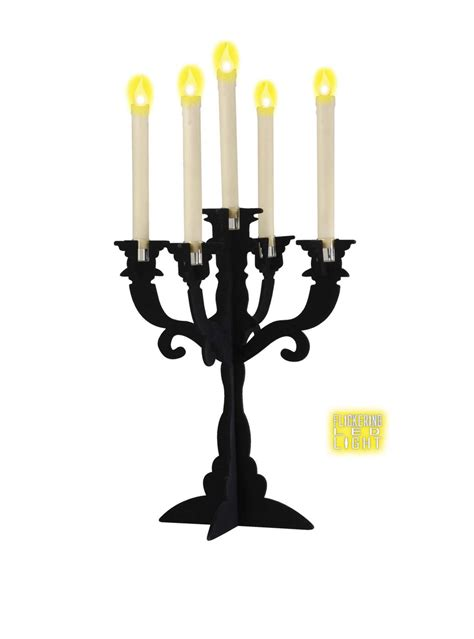 candele bianche candele bianche con luce led