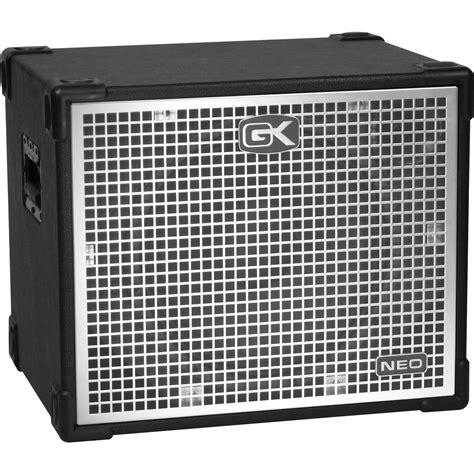 bass speaker cabinet gallien krueger neo 115 iii 1x15 bass speaker cabinet