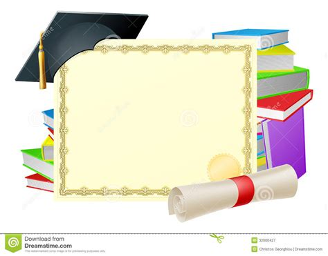 Education Background Royalty Free Stock Photography