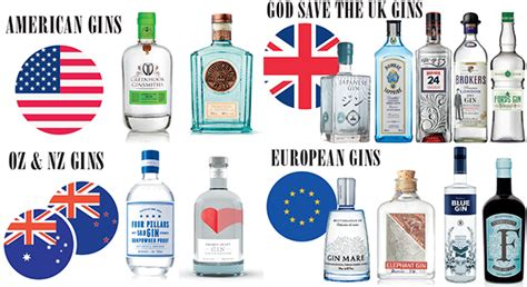 world best gin the great gin explosion here s 13 of the world s best