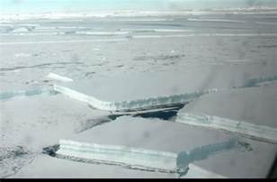 What Is The Largest Shelf In Antarctica by Iceberg Breaks Antarctica Aol News