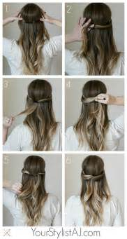 hair tutorials for medium hair easy hairstyles for medium length hair tutorial