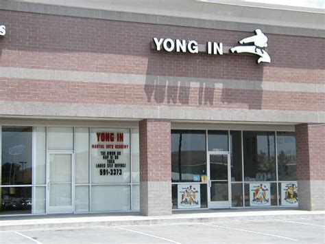 yong in martial arts academy located in franklin tn