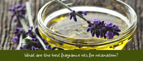 Parfume Tress Relax what are the best fragrance oils for relaxation