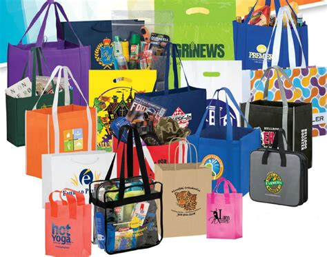 Promo Bag imprinted promotional bags bagwell promotions