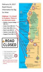 map of california road closures deboomfotografie