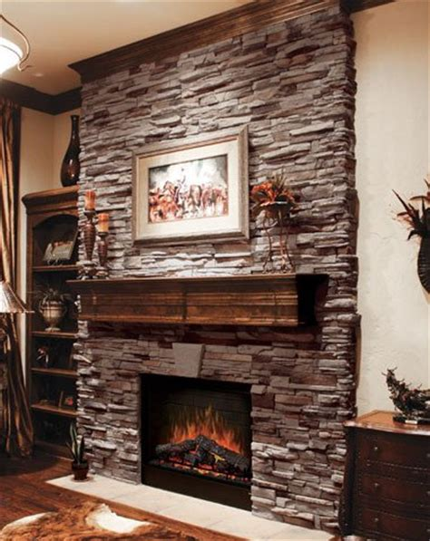 Veneers For Fireplaces by Virginia Ledge Cape Cod Grey Veneer Fireplace