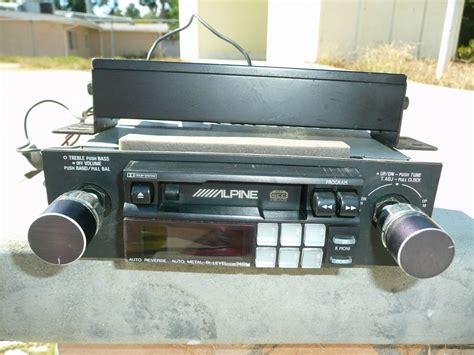 shaft style car stereo