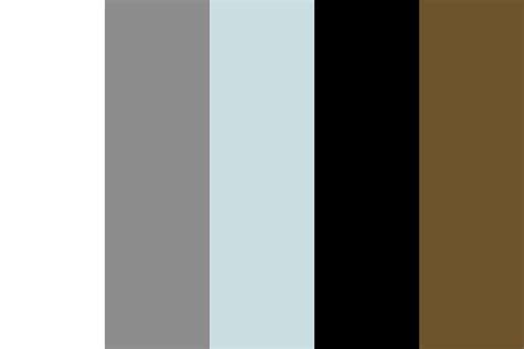 House Stark Color Palette