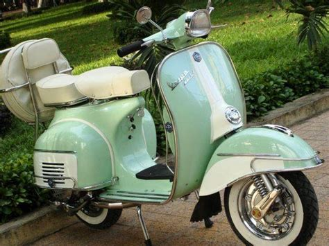mint green color of the week curiously colorful we it vespa
